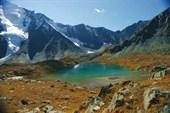 В долине Семи озер.
